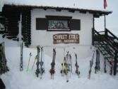 An Italian Restaurant You Can Ski To And Back