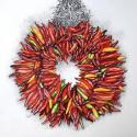 How To Make Chili Wreath