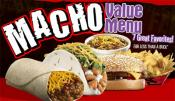 Del Taco Menu - Serving American And Mexican Cuisines