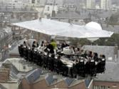 Dinner In The Sky – Come To Brussels In June 2012