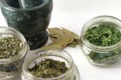 How To Juice Dried Herbs
