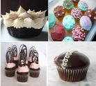 5 Easy Chocolate Cupcake Ideas