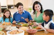 Parents Not Much Influence On Kids' Eating Habits