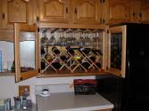 How To Make A Cheap Wine Cabinet At Home