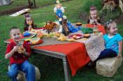 How To Organize A Diet Dinner Party For Children