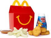 Mcdonald's Happy Meal Becomes Happier & Healthier