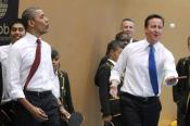 Obamas Get It Right With A Grill For British Pm Cameron