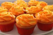 5 Easy Orange Cupcake Ideas