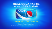 Pepsi Next Gives America An 'unbelievably' New Taste