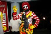 Ronald Mcdonald Held Hostage By Raging Activists