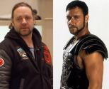 The Dramatic Story Of Russell Crowe Weight Gain And Weight Loss