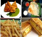 Top 10 Vegetarian Street Food