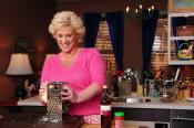 "Chef Anne Burrell Of ""worst Cooks In America"" With Monica Dinatale"