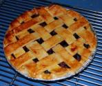 How To Bake Blueberry Pie