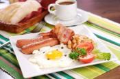 Heavy Breakfast May Wreck Your Diet