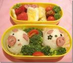 Use Bento Lunches To Prevent Unhealthy Snacking