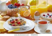 Breakfast Improves Metabolic Rate - Eat Breakfast Daily