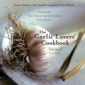 Top Three Garlic Cookbooks