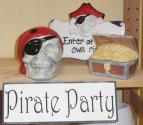 How To Plan A Pirate Theme Party?