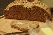 How To Serve The Irish Brown Soda Bread