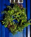 How To Make Mint Wreath