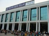 New Delhi Railway Station To Become A Gourmet Delight