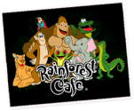 Rainforest Cafe Menu – A Tropical Adventure
