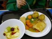 A Nine-year-old Pulls Plug On Uk School Lunches