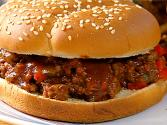 How To Eat Sloppy Joes