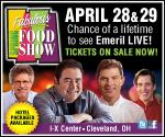 See Emeril Lagasse And Bobby Flay Live At The Spring Fabulous Food Show!