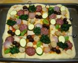 Foods Fun–sudoku Pizza