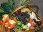 Vegetable Gift Basket Ideas
