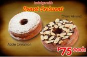 Dunkin' Donuts Sells Cronuts Now!