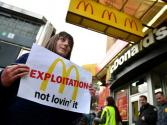 Fast Food Workers Protest Low Pay