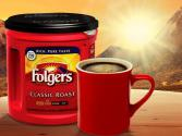 Folgers Forges Ahead Of Starbucks