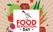 Celebrity Support For Jamie Oliver's 'food Revolution Day'