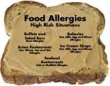 Food Allergies Growing Rapidly!