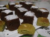Date And Almond Brownies