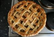 Not Quite American Apple (or Cherry) Pie