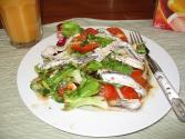 Anchovy With Tomatoes (acciughe Con Pomodori)