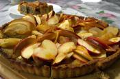 Apple And Marmalade Tart