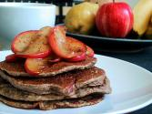 Easy Buttermilk Apple Pancakes