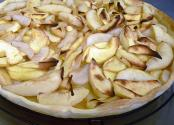 Apple And Pear Pie