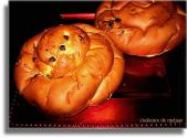 Apple Raisin Loaves