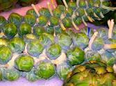 Artichokes And Brussels Sprouts