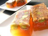 Shrimp Pea Aspic