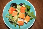 Avocado Puree Salad