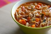 Bacon Minestrone
