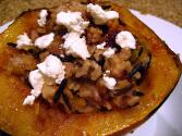 Baked Acorn Squash