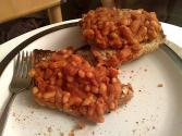Baked Bean Spread
